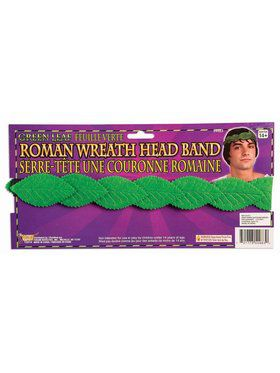 Green Roman Wreath