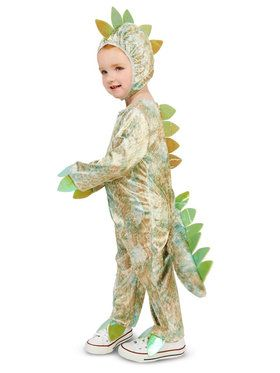 Green T-Rex Dinosaur Infant Costume