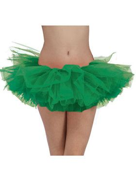 Green Tulle Women's Tutu
