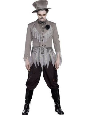 Groom of the Doom Men's Costume