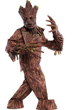 Groot Creature Reacher Men's Costume