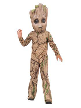 Groot Dress Up Costume Set