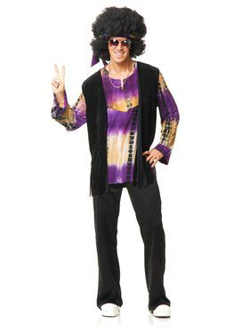 Adult's Groovin' Guy Costume