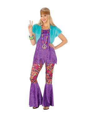 Adult Groovy Girl Costume