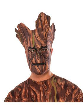 Guardians of the Galaxy: Groot Adult Foam Mask