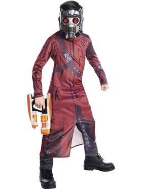 Guardians of the Galaxy Boy's Classic Star Lord Costume