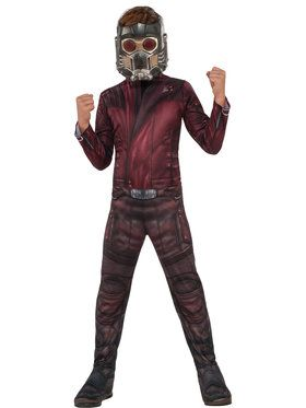 Guardians of the Galaxy Star-lord Costume For Children