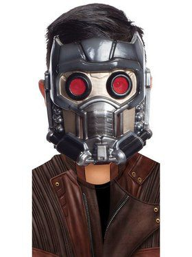 Guardians Of The Galaxy Star-Lord Mask For Children
