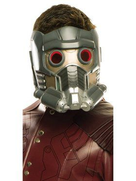 Adult Guardians Of The Galaxy Star-Lord Mask Deluxe For Adults