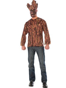 Guardians of the Galaxy Groot Mens Costume