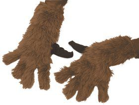 Adult Guardians Of The Galaxy Rocket Raccoon Gloves For Adults