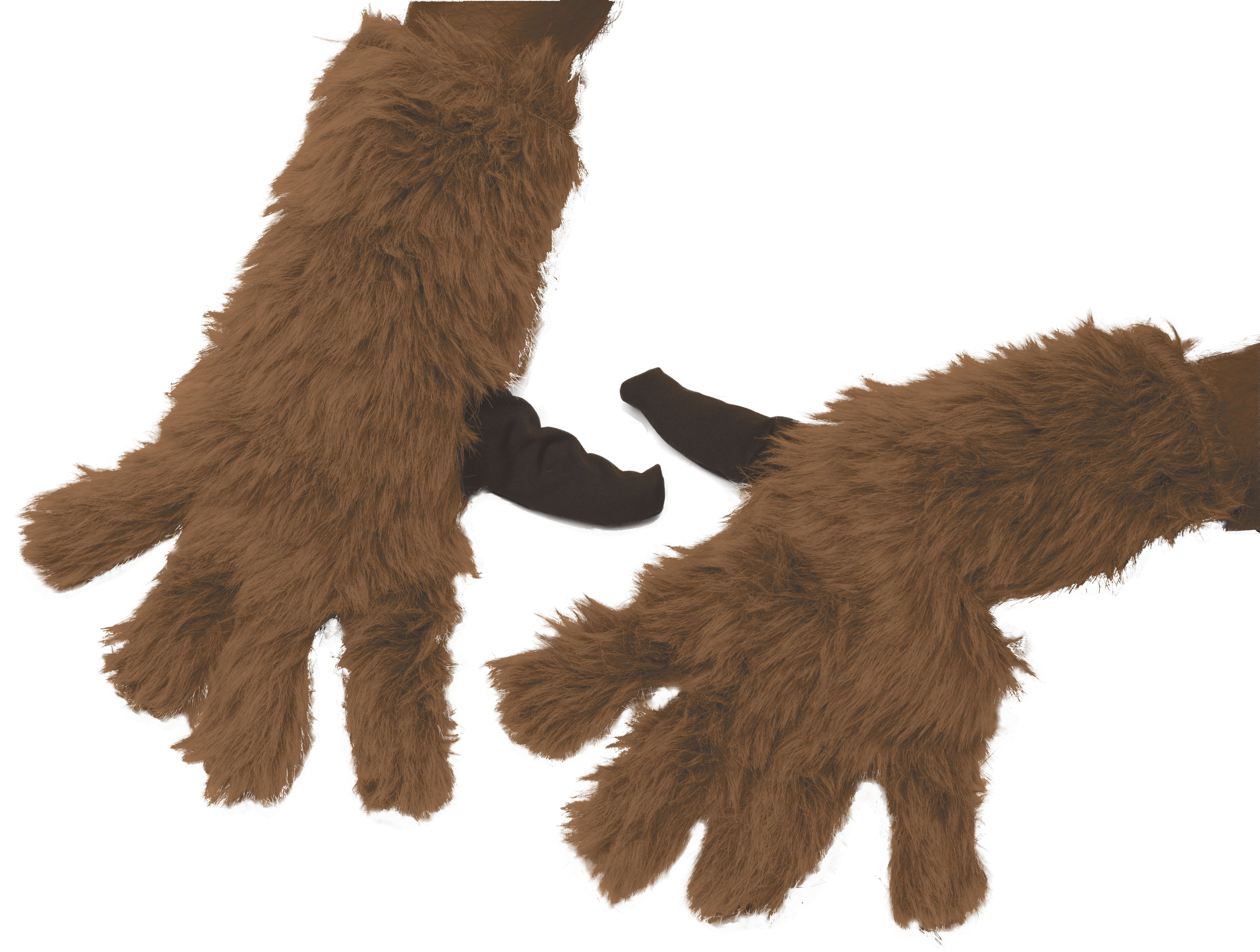 Guardians Of The Galaxy Rocket Raccoon Adult Gloves 34503R
