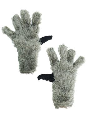 Guardians Of The Galaxy Rocket Raccoon Gloves For Boys