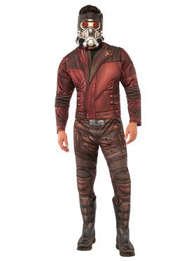 Guardians of the Galaxy Vol. 2 - Star-Lord Deluxe Adult Costume