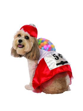 Gumball Dress Costume for Pet