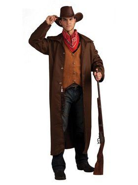 Gun Slinger Adult Costume