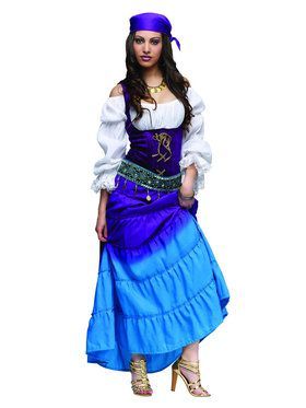 Gypsy Moon Adult Costume