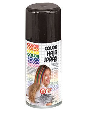 Hairspray Black Accessory
