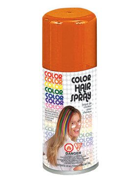 Hairspray Orange Accessory