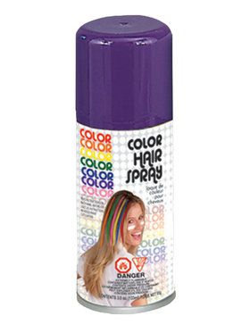 Hairspray Purple Accessory