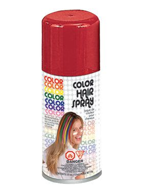 Hairspray Accessory Red