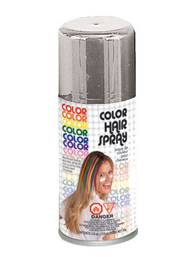 Hairspray Accessory Silver