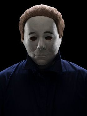Halloween 4 Michael Myers Deluxe Overhead Latex mask