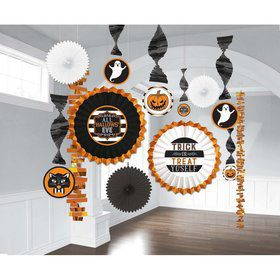 Hallow's Eve Room Decorating Kit
