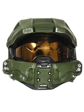 Halo Master Chief Child Light-Up Deluxe Helmet