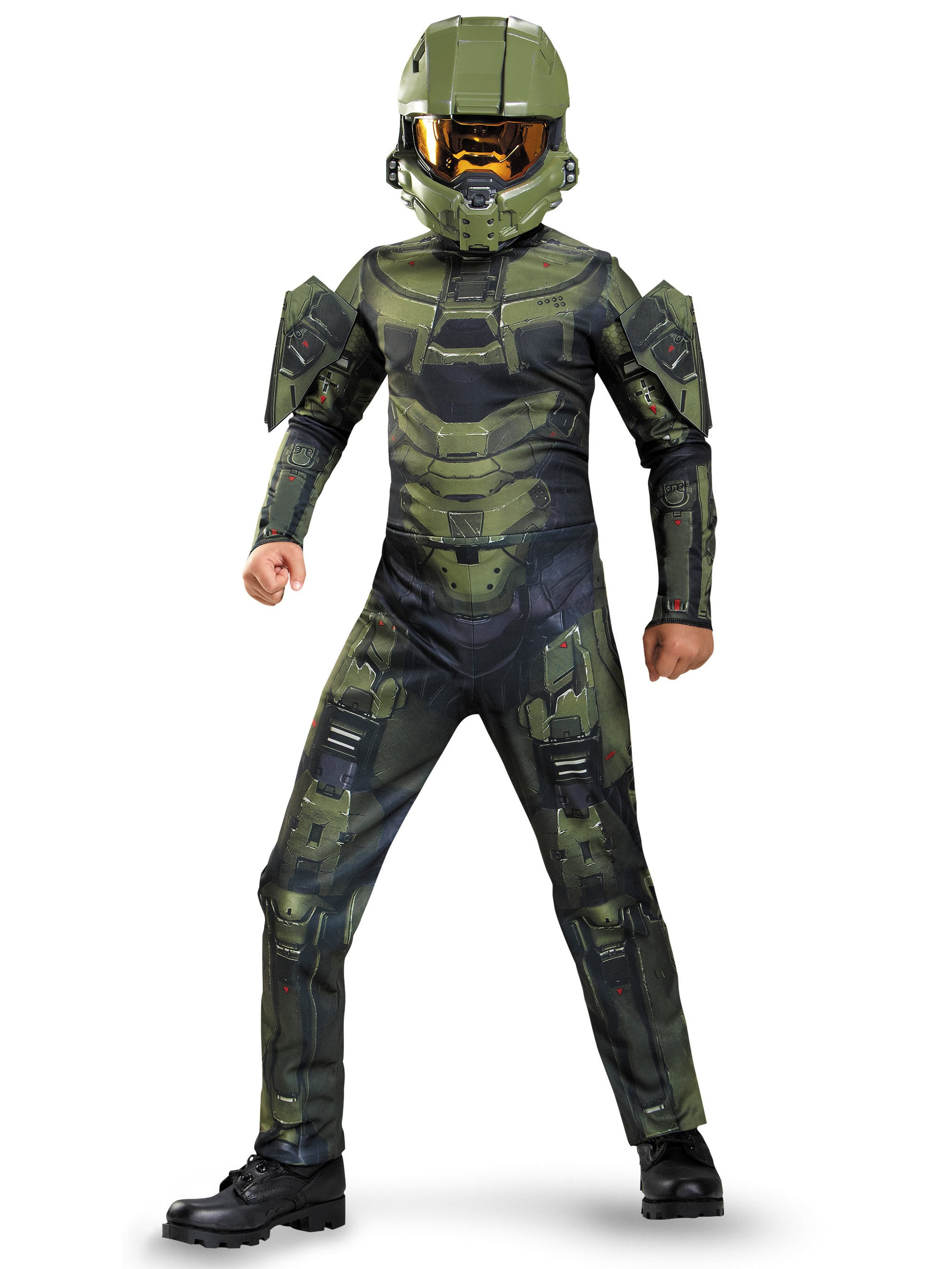 Halo Master Chief Classic Child Costume | Wholesale Halloween Costumes