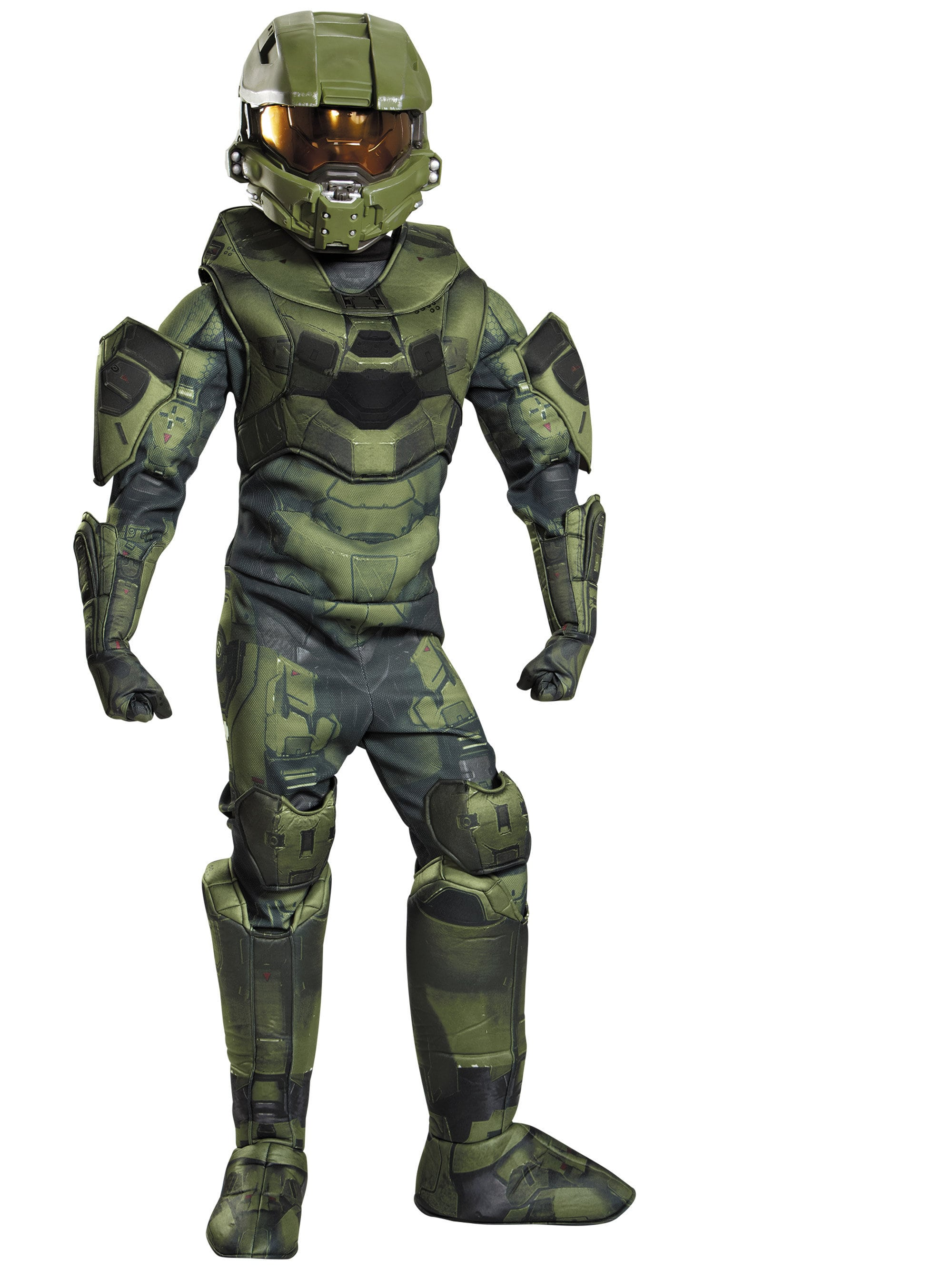 Halo Master Chief Classic Muscle Child Costume