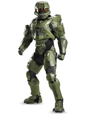Teen Ultra Prestige Master Chief Halo Costume