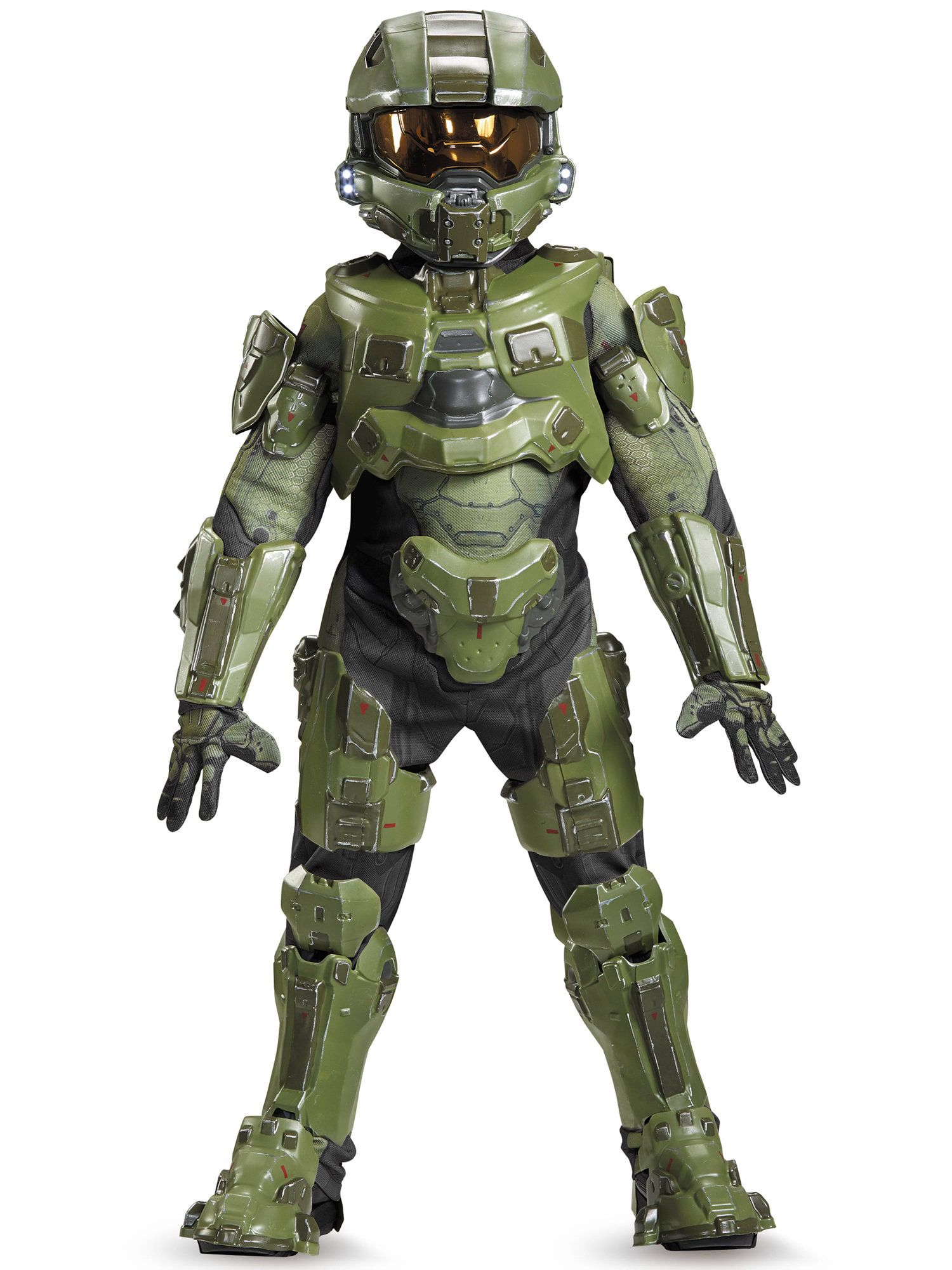 halo master chief ultra prestige boys costume video games boys costumes. Black Bedroom Furniture Sets. Home Design Ideas
