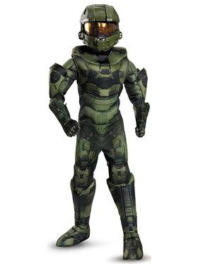 Halo: Prestige Master Chief Costume For Children