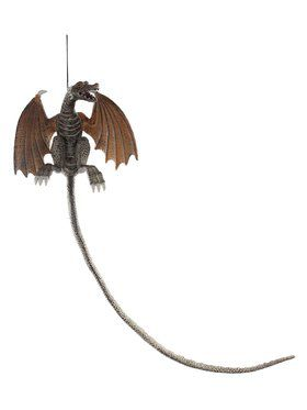 Hanging Dragon Pet Prop Decoration