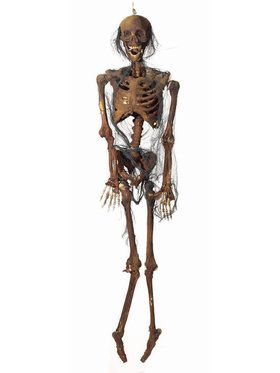 Hanging Zombie Full Body With Lights Decoration