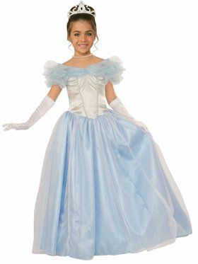 Happily Ever After Princess Large Child Costume