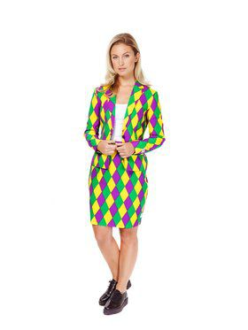 Harlequeen Women's Opposuit