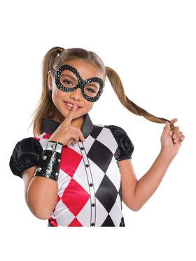 Girls Harley Quinn Accessory Kit