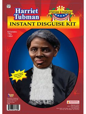 Harriet Tubman Kit For Adults