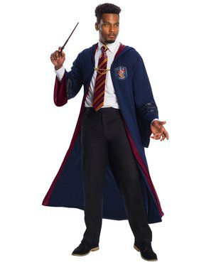 Harry Potter Gryffindor Deluxe Costume for Adults