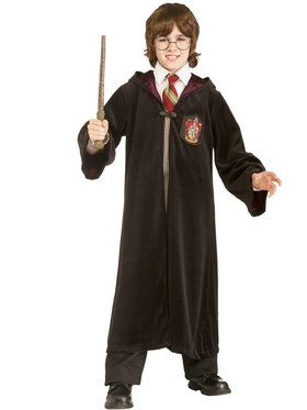 Child Premium Gryffindor Harry Potter Robe Costume