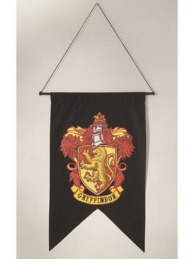 Harry Potter Gryffindor Hanging Banner