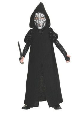 Harry Potter - Deatheater Deluxe Child Costume