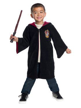 Harry Potter Childrens Gryffindor Robe