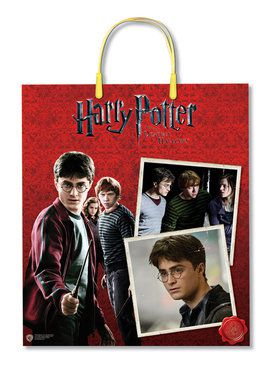 Harry Potter Treat Bag