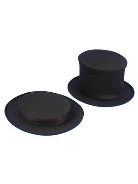 Hat Collapsible Top Hat Child Accessory