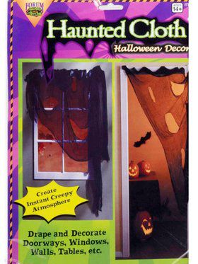Haunted Cloth Drape