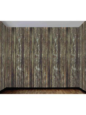 Haunted House Rotted Wood Wall - 2 x 4