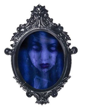 Haunted Mirror Decoration